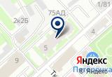 «ПРОФ» на Яндекс карте Санкт-Петербурга