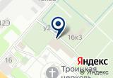«АКБОР» на Яндекс карте