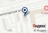 «ДорСтрой» на Яндекс карте Санкт-Петербурга