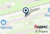 «ЭЛМАС ЗАО» на Яндекс карте Санкт-Петербурга