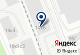 «ООО«РОСМЕТ»» на Яндекс карте Санкт-Петербурга