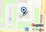 «Общежитие, ФГУП ЦУФС» на Яндекс карте Санкт-Петербурга