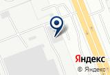 """«СК """"ВадаДар""""» на Яндекс карте Санкт-Петербурга"""