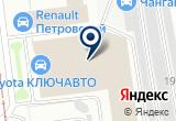 «АльфаГрант-СПб» на Яндекс карте Санкт-Петербурга