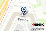 «РСК Модус» на Яндекс карте Санкт-Петербурга