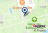 «Парк культуры и отдыха им. И.В. Бабушкина» на Яндекс карте Санкт-Петербурга
