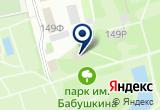 «KING KONG PARK» на Яндекс карте Санкт-Петербурга