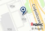 «ФРУНЗЕНСКИЙ ПЛОДООВОЩНОЙ КОМБИНАТ» на Яндекс карте Санкт-Петербурга