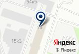 «КМСИ» на Яндекс карте Санкт-Петербурга