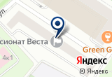 «ФИНАНСОВЫЙ СОЮЗ ЛОМБАРД» на Яндекс карте Санкт-Петербурга