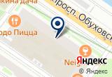 «ПАССАЖИРСКИЙ ПОРТ ОАО КОМБИНАТ ПИТАНИЯ И ТОРГОВЛИ» на Яндекс карте Санкт-Петербурга