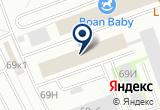«Тенденция роста» на Яндекс карте Санкт-Петербурга