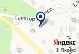 «Охта Парк - Другое месторасположение» на Яндекс карте Санкт-Петербурга