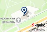 «ЮВИ ФИРМА» на Яндекс карте Санкт-Петербурга