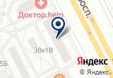 «Центр социальной поддержки населения» на Яндекс карте Санкт-Петербурга