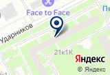«Компания по сборке мебели» на Яндекс карте Санкт-Петербурга