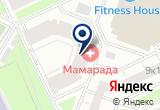 «Бистро /ИП Моросян М.А./» на Яндекс карте Санкт-Петербурга