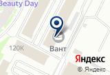 «РосБизнесРесурс» на Яндекс карте Санкт-Петербурга