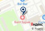«Ай Да Антенна» на Яндекс карте Санкт-Петербурга