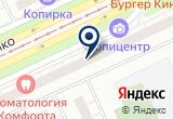 «Финские каникулы, туристическая компания» на Яндекс карте Санкт-Петербурга