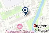 «Парк им. Есенина» на Яндекс карте Санкт-Петербурга