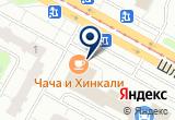 «Окно в Европу, строительная компания» на Яндекс карте