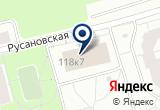 «FOTOLAB» на Яндекс карте Санкт-Петербурга