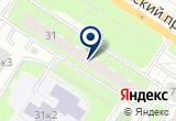 «Стройпетромакс» на Яндекс карте Санкт-Петербурга