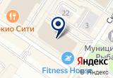 «Business house» на Яндекс карте Санкт-Петербурга