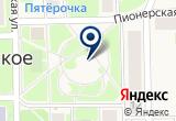 «СОКОЛ ЛЕНИНГРАДСКИЙ ЗАВОД ФГУП - Никольское» на Яндекс карте Санкт-Петербурга