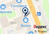 «Торговый центр Волна» на Yandex карте
