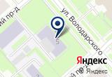 «Мурманский педагогический колледж» на Яндекс карте