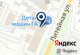««ТД ТЕХНОМАШ»» на Яндекс карте
