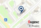 «Мега Строй» на Яндекс карте