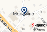 «Золотые Кряжи» на Yandex карте