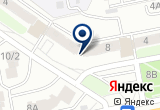 «Палата Профессиональной Оценки и Экспертизы Собственности» на Yandex карте