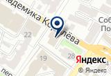«Адвокатская Палата Калужской области» на Yandex карте