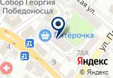 «Nazya.com» на Yandex карте