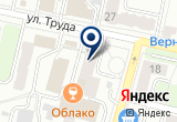 «Кадви клуб» на Yandex карте