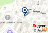 «Поиск» на Yandex карте