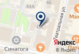 «Тэкпос» на Yandex карте
