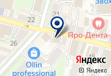 «Бусики-Колечки» на Yandex карте