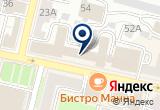 «Пилот-Калуга» на Yandex карте