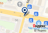 «Юридическое агентство» на Yandex карте