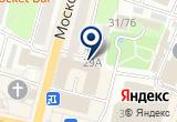 «Креатив центр» на Yandex карте