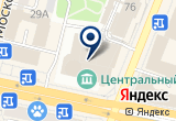 «Бравый Солдат Швейк» на Yandex карте