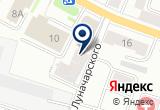 «Желдорпуть» на Yandex карте