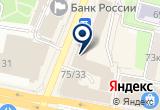 «Бинар» на Yandex карте