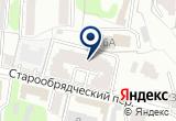 «Студия печати РПК» на Yandex карте