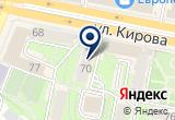 «Айкрафт Оптика» на Yandex карте